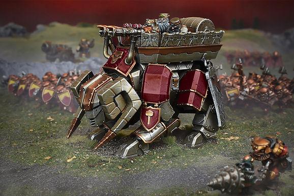 Kings of War: Dwarfs