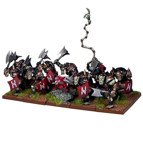 Abyssal Dwarf Slave Orc (Troop)