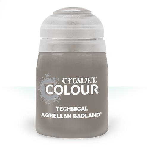 CITADEL TECHNICAL : Agrellan Badland