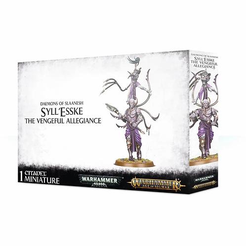 Syll'Esske: The Vengeful Allegiance