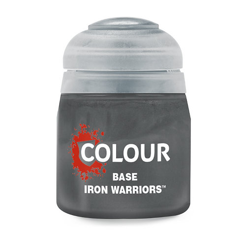CITADEL BASE : Iron Warriors
