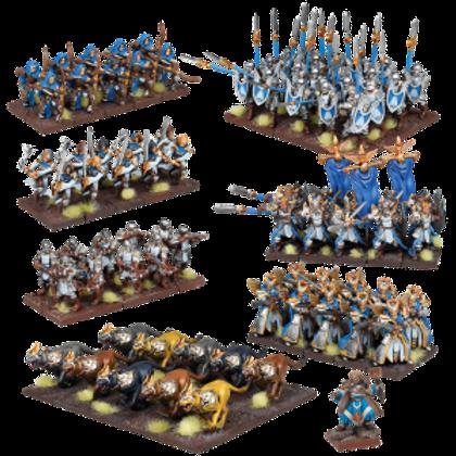 Basilean Mega Army (2019)