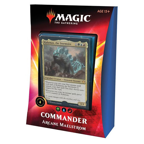 Commander 2020: Arcane Maelstrom
