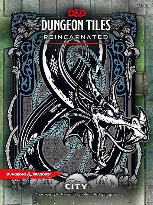 D&D - Dungeon Tiles Reincarnated: City