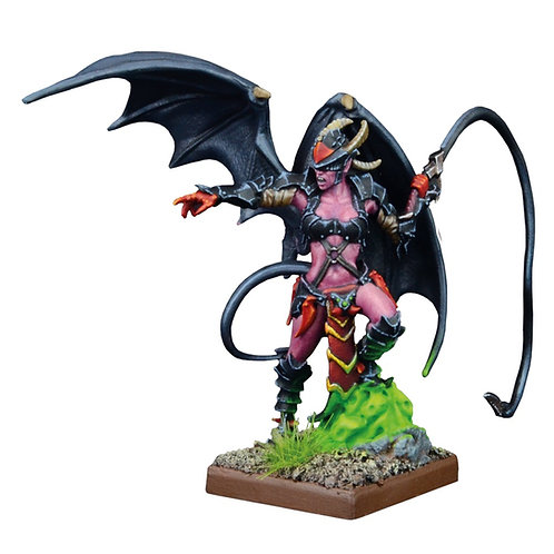 Forces of the Abyss Mau'ti-bu-su, Abyssal Temptress