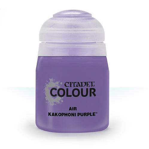 CITADEL AIR: Kakopone Purple