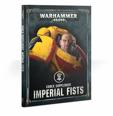 Space Marines: Imperial Fists