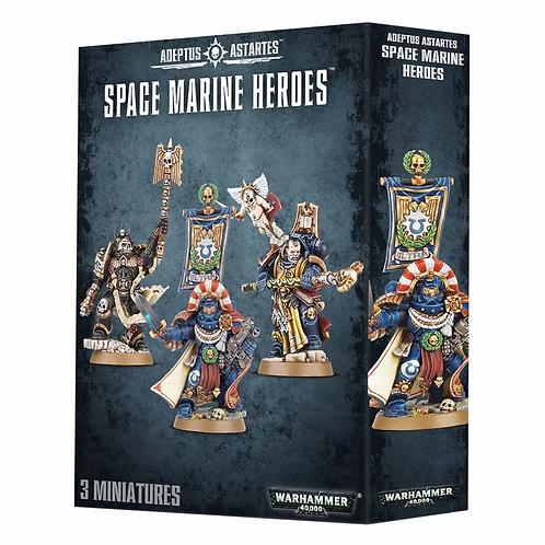 Space Marines Heroes
