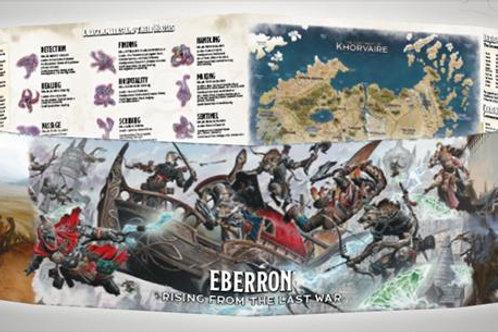 "Dungeons & Dragons: ""Eberron"" - DM Screen"