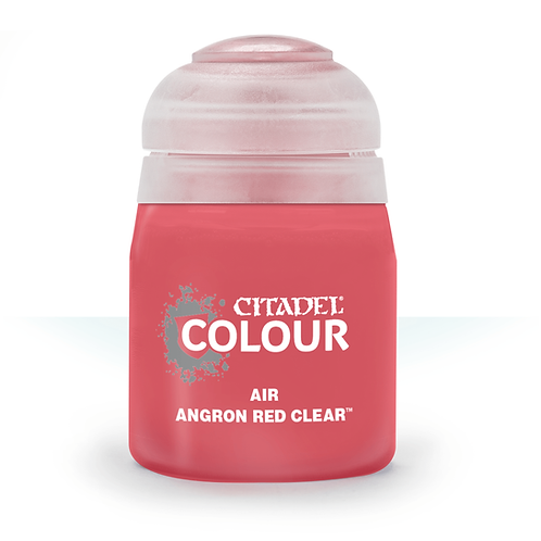 CITADEL AIR: Angron Red Clear