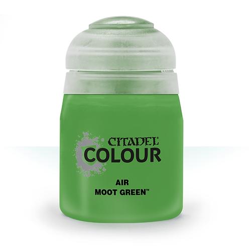 CITADEL AIR: Moot Green