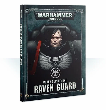 Space Marines: Raven Guard