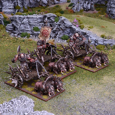 Kings of War: Ogres