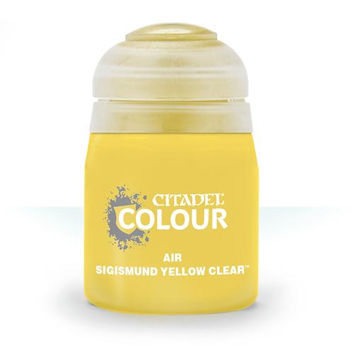 CITADEL AIR: Sigismund Yellow Clear
