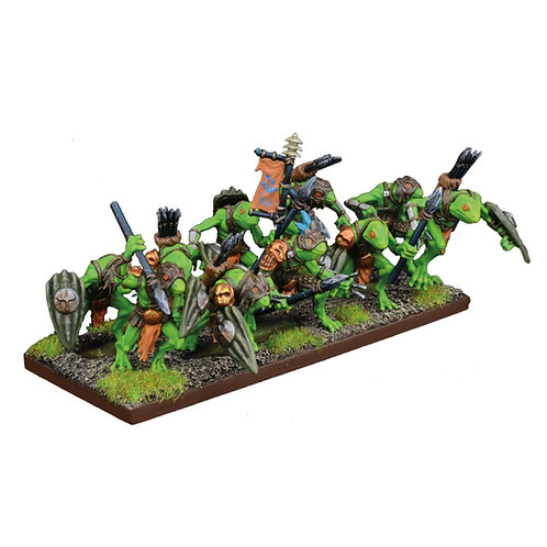 Trident Realm of Neritica Riverguard Troop