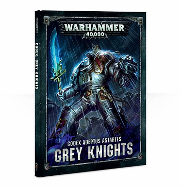 Space Marines: Grey Knights