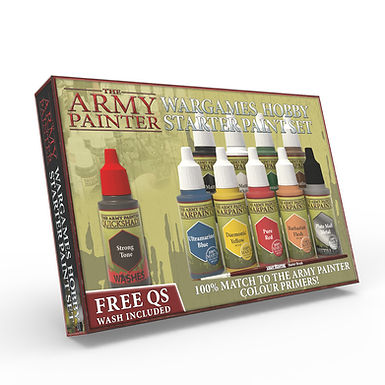 The Army Painter: Starters and Sets