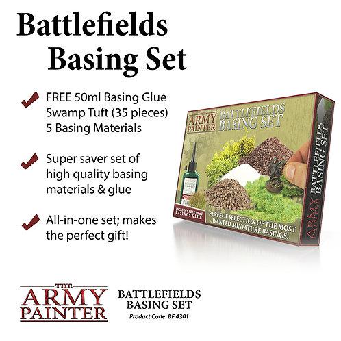 Battlefields Basing Set (2019)