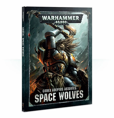 Space Marines: Space Wolves