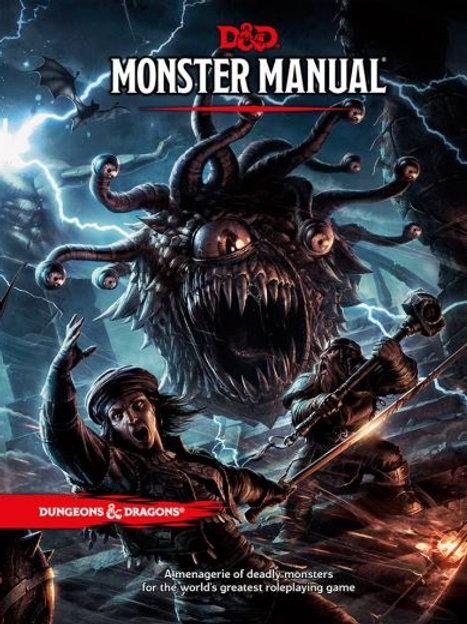 D&D - Monster Manual