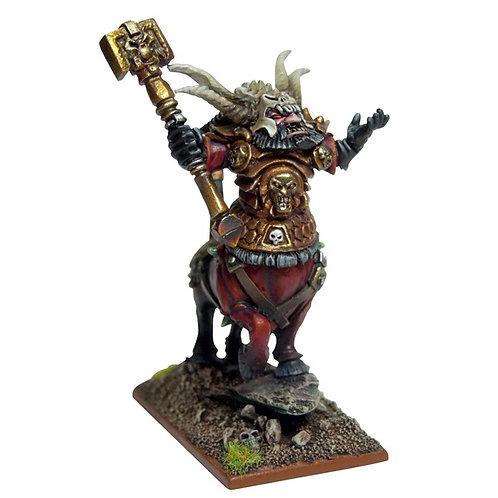 Abyssal Dwarf Half Breed Lord