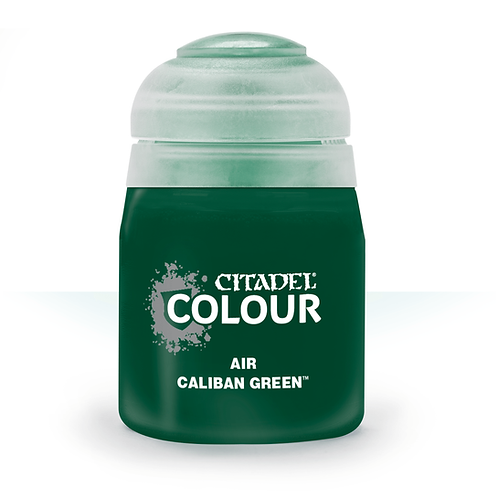 CITADEL AIR: Caliban Green