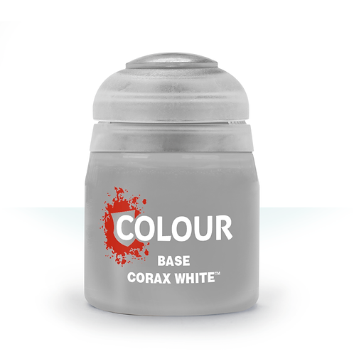 CITADEL BASE : Corax White
