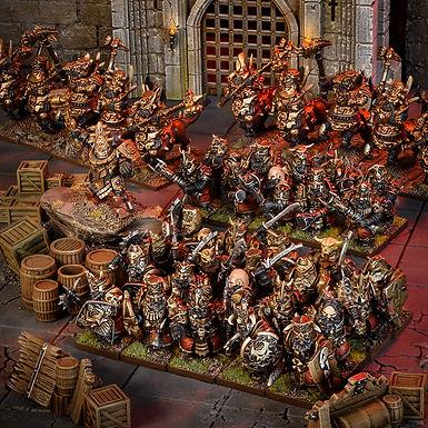 Kings of War: Abyssal Dwarf