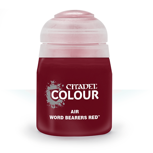 CITADEL AIR: World Bearers Red