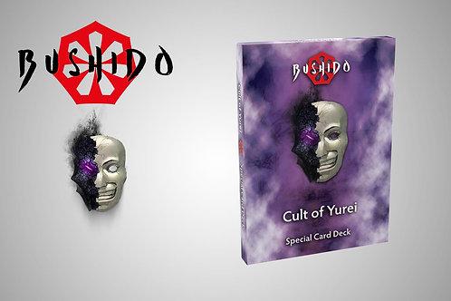 Bushido Cult of Yurei - Special Card Deck