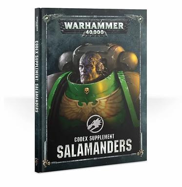 Space Marines: Salamanders