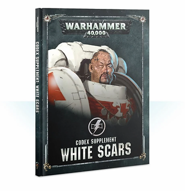 Space Marines: White Scars