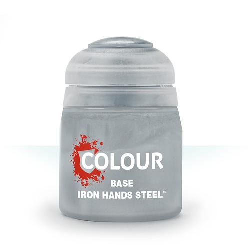 CITADEL BASE : Iron Hands Steel