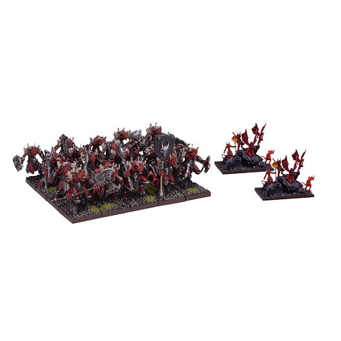 Forces of the Abyss Lower Abyssal Regiment