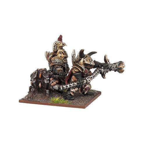 Abyssal Dwarf Dragon Fire Team