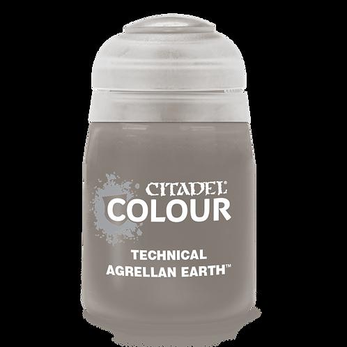 CITADEL TECHNICAL : Agrellan Earth