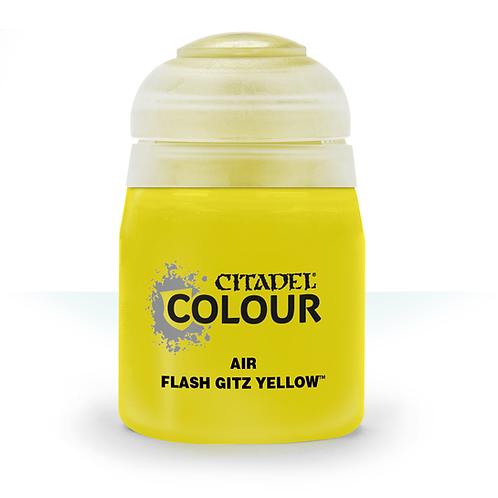 CITADEL AIR: Flash Gitz Yellow