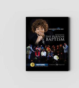 Discipleship - Purpose Baptism
