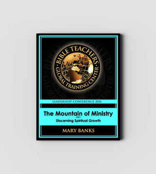 Mountain of Ministry