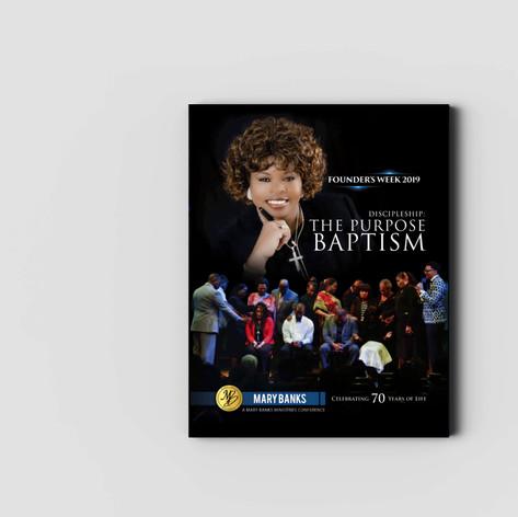 Discipleship: The Purpose Baptism - Study Guide