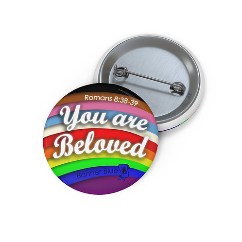 Your Are Beloved Button