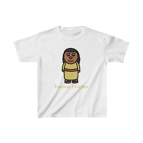 Fearless Prophet Kids Shirt (choose your color)