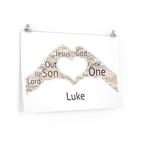 Luke Art Poster