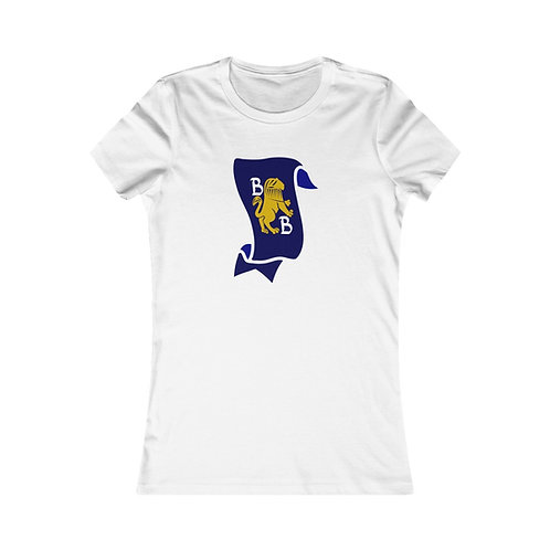 Banner Blue Women's Tee (choose your color)