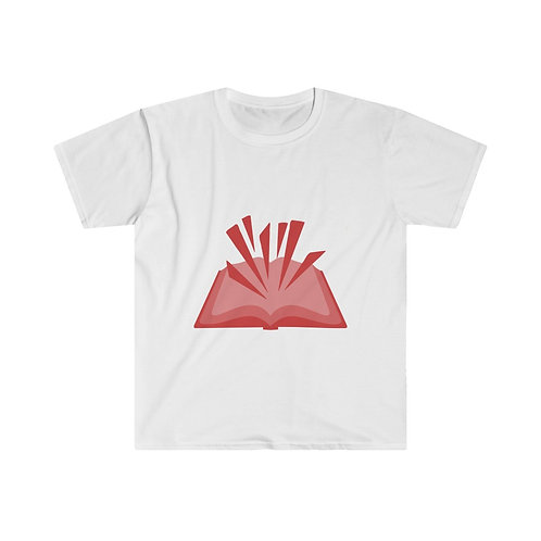 Story/Service Men's Tee (choose your color)