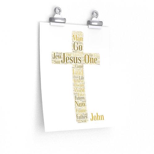 John Art Poster
