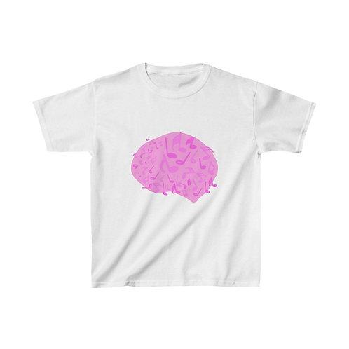 Music Kids Shirt (choose your color)