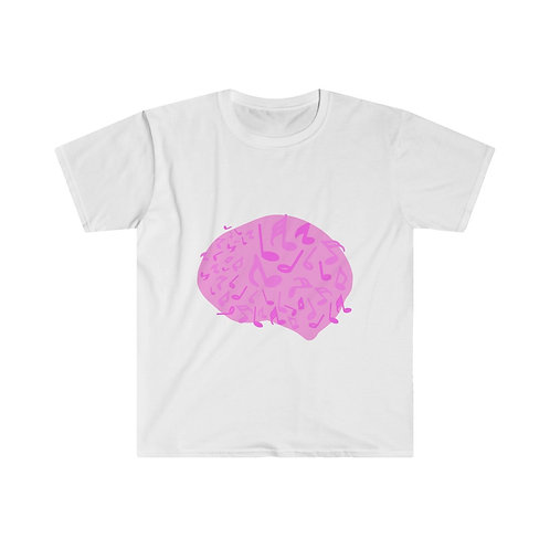 Music Men's Tee (choose your color)