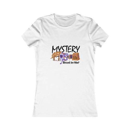 Classic Logo Women's Tee (choose your color)