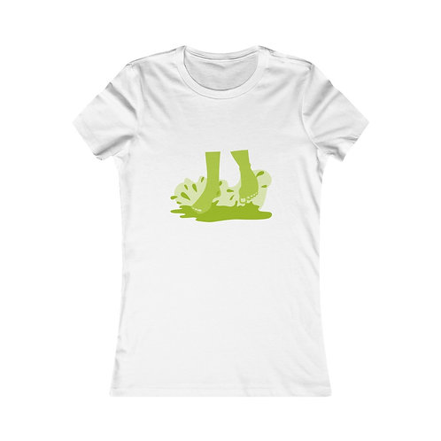 Games Women's Tee (choose your color)